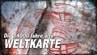 Die 14000 Jahre alte Weltkarte - Dr. Christine Pellech