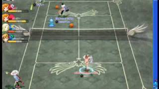 ファンタテニスバトル試合3