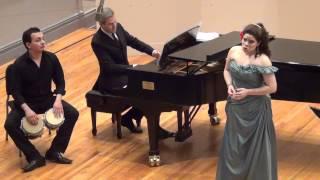 Maria Leticia Hernandez (Soprano) - Maria La O composed by Ernesto Lecuona