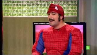 SLQH: Ángel y Dani se descojonan con el Spiderman gallego