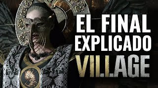 EL FINAL DE RESIDENT EVIL 8 VILLAGE EXPLICADO