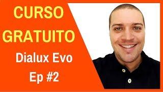 🔴CURSO GRATUITO Dialux Evo - Como inserir objetos e aberturas Ep #2
