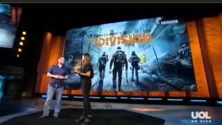 E3 - Conferencia, Ubisoft - Com Zangado - Uol Ao Vivo