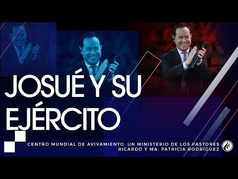 #121 Josué y su ejército - Pastor Ricardo Rodríguez