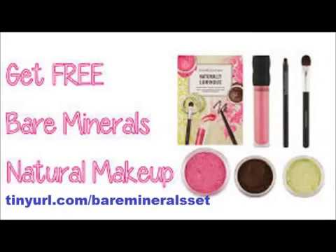 How to Get Samples of Bare Minerals Makeup kit for FREE