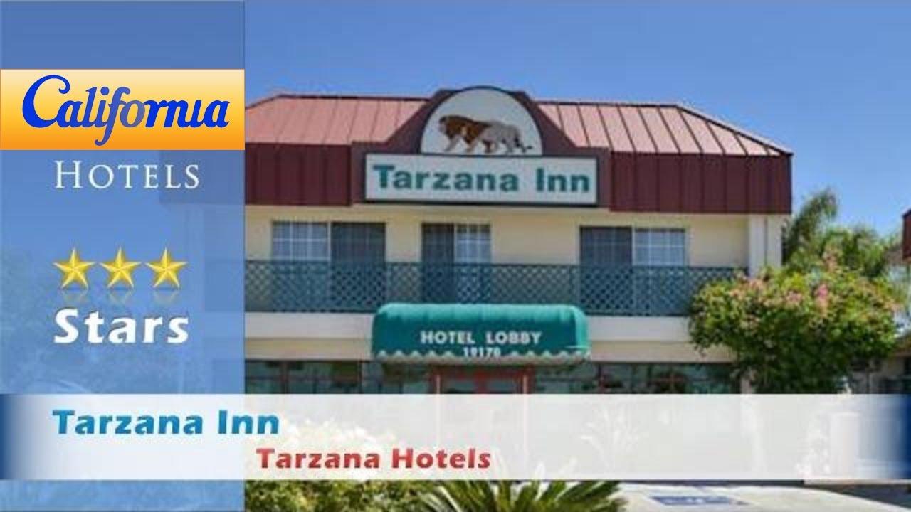 Tarzana Inn Hotels California
