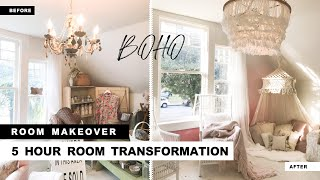 春季房間改造計畫 | 5 hour Room transformation with an Interior Designer