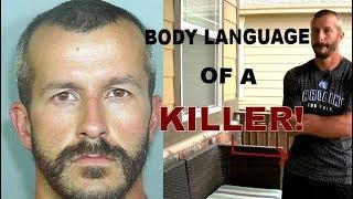 Body Language Of A Killer (Chris Watts)