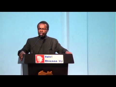 Speech by Prof  PLO Lumumba at the 3rd Anti Corruption Conve