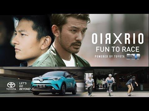 c-hr-hybrid-vs-sepeda-bmx---who-will-win-the-race-?-saksikan-rio-x-rio-episode-1