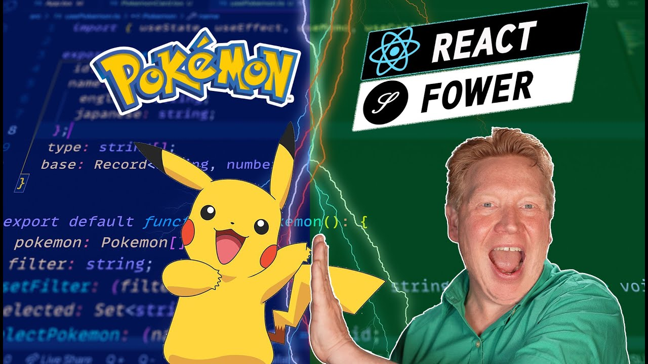 Pokemon Page with React, Fower and Custom Hooks - Part 2