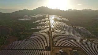 Solar Philippines 63.3 MW Calatagan Solar Farm