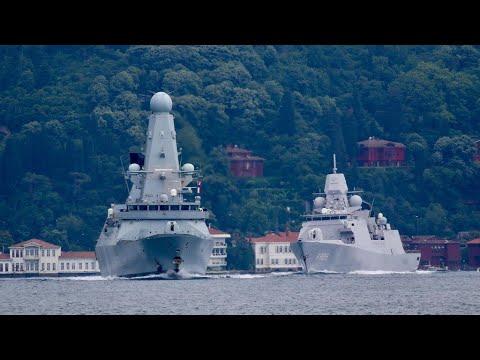 موسكو تقول إنها أطلقتطلقات تحذيرية باتجاه سفينة حربية بريطانية في البحر الأسود ولندن تنفي  - نشر قبل 1 ساعة