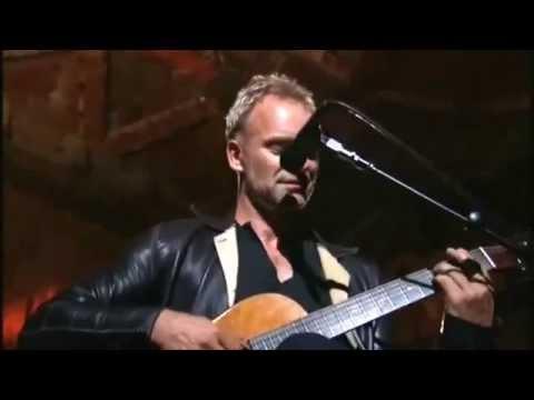 """Roxane"" Sting & Jason Rebello"