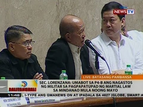 NTVL: Congress joint session on martial law extension (Part 1)