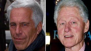 Bill Clinton & Jeffrey Epstein: Politics + Sex Slave Connections