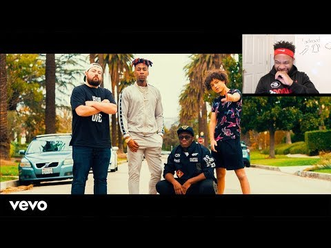 Deji x Jallow x Dax x Crypt  - Unforgivable (KSI DISS TRACK) Official Video (MUST SEE REACTION!)