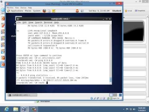 Linux NAT