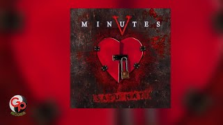 Five Minutes - Aku Patut Membenci Dia (Official Lyric)