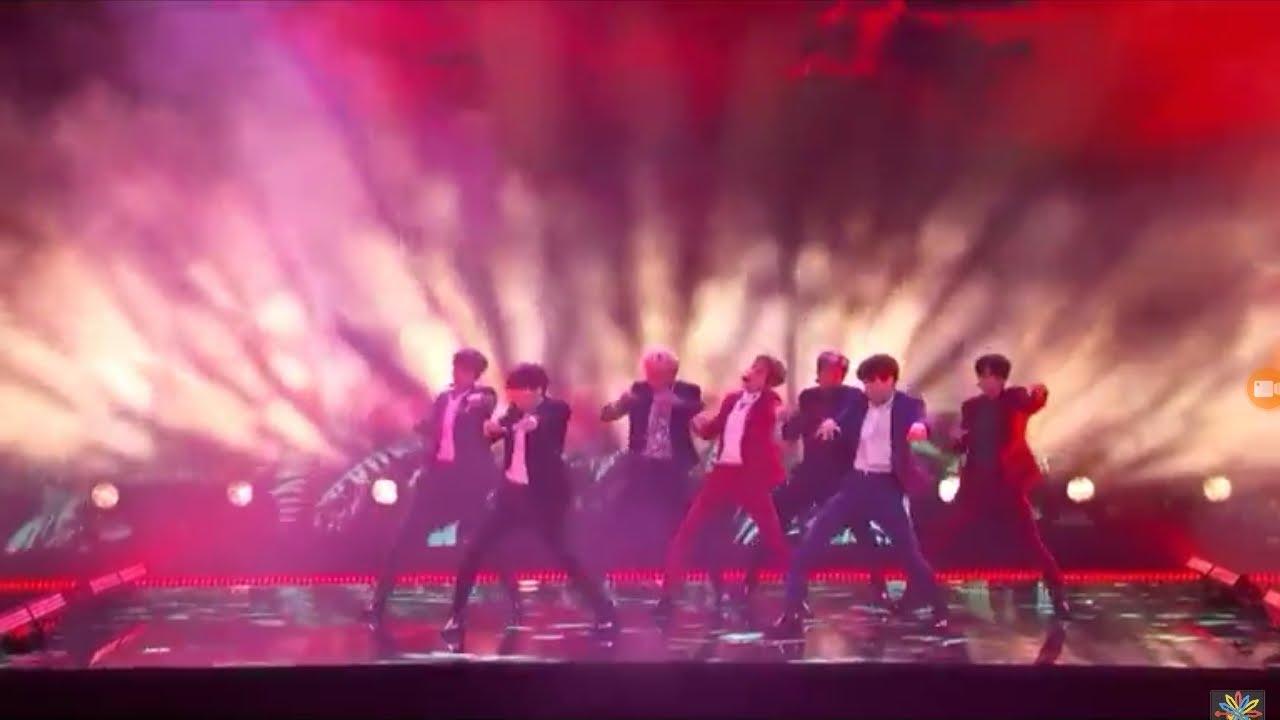 Bts Idol Live On Americas Got Talent Reaction
