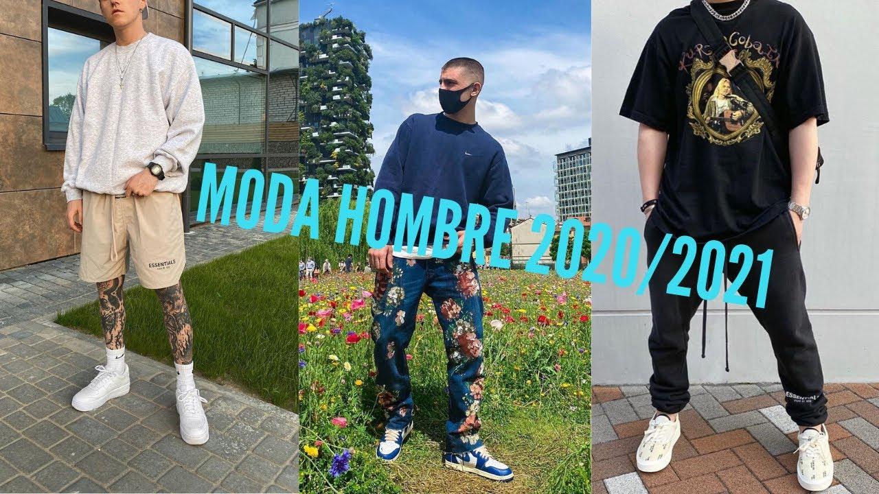Moda Hombre 2020 2021 Juveniles Tendencias 2020 Ropa De Moda Outfits Street Style Youtube