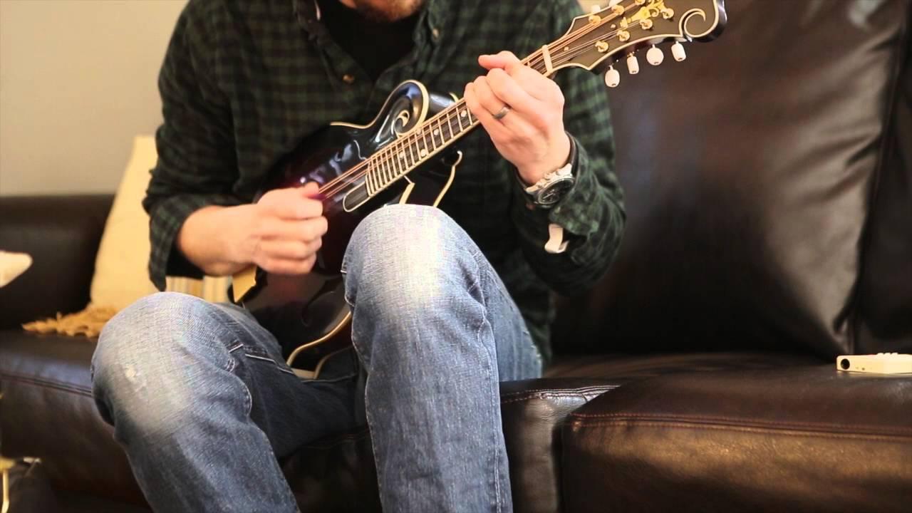 White Mandolin 4 For Sale Youtube