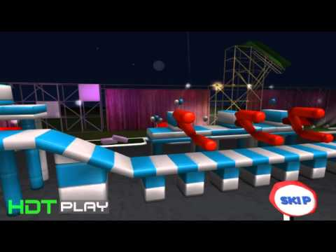 Wipeout - Gameplay (iPhone/iPad) HD
