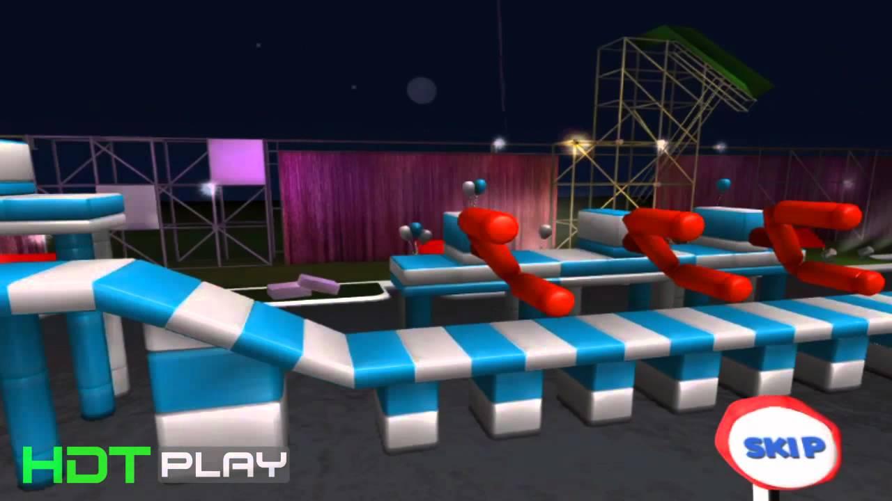 Wipeout - Gameplay (iPhone/iPad) HD