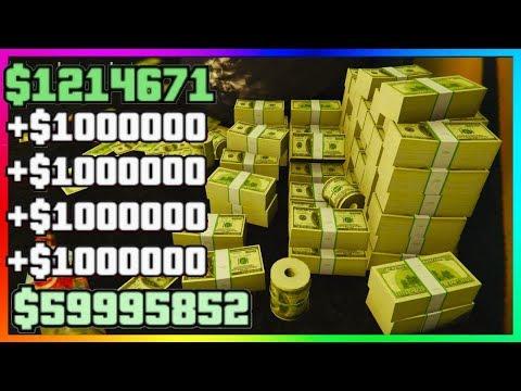 TOP *FIVE* Best Ways To Make MONEY In GTA 5 Online | NEW Solo Easy Unlimited Money Guide/Method 1.42