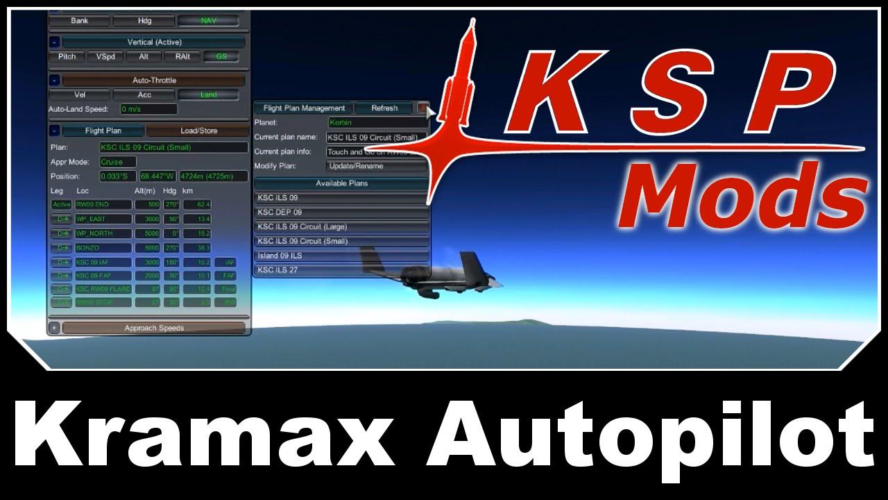 mod ksp download autopilot