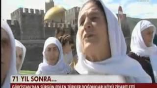1944'te Stalin'in Sürgün Ettiği Ahıska Türkleri 71 Yıl Sonra TİKA İle Özvatanlarına Kavuştu