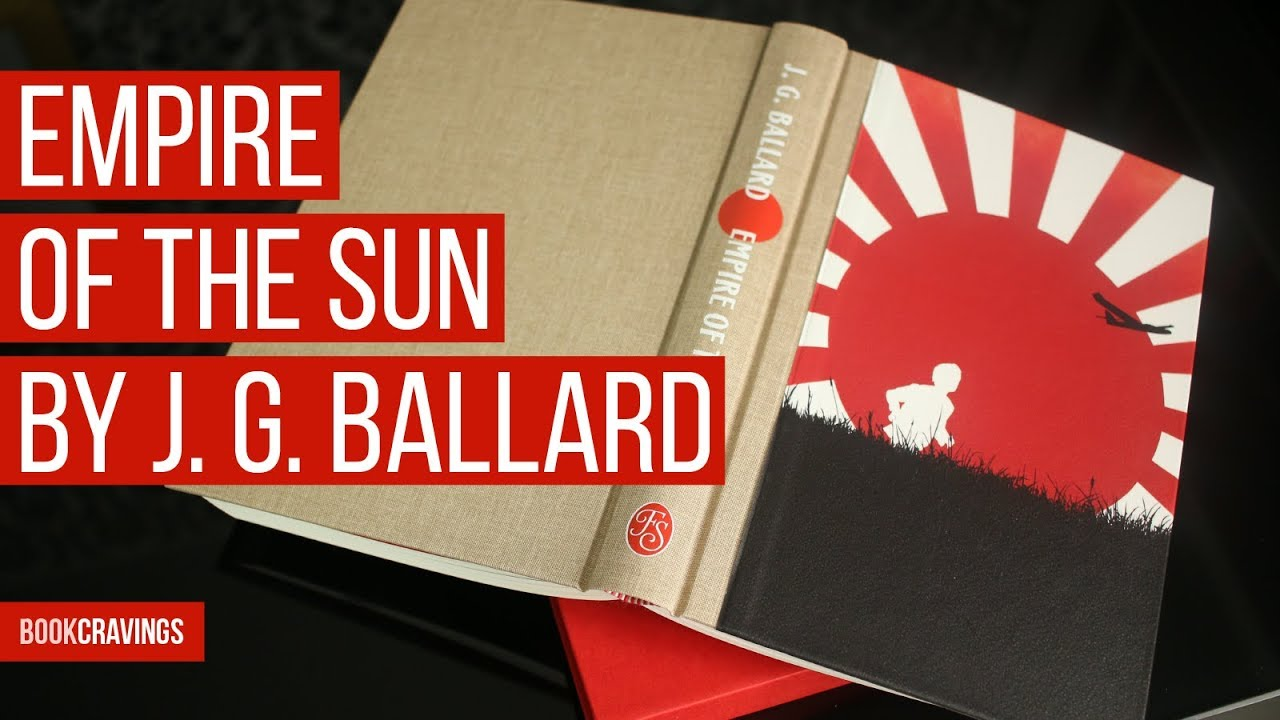 empire of the sun folio society book presentation bookcravings