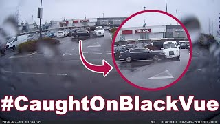 Dashcam Shows Who Was At Fault #CaughtOnBlackVue