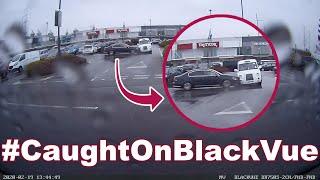 Dashcam Shows Who Was At Fault #CaughtOnBlackVue