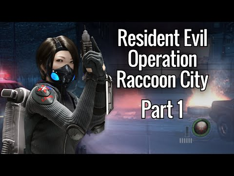 Resident Evil: Operation Raccoon City Coop Playthrough - Umbrella Campaign
