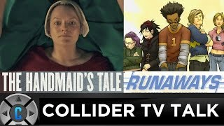 The Runaways Trailer, The Handmaid's Tale Review,  Fargo Review – Collider TV Talk