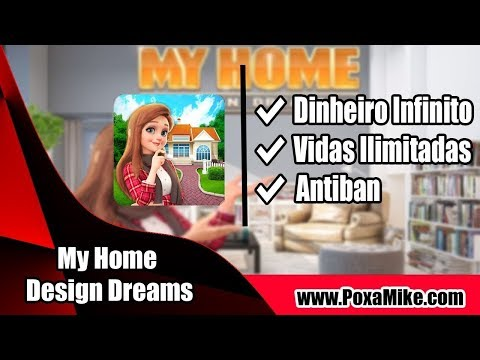 My Home Design Dreams V1 0 108 Apk Mod Antiban Dinheiro