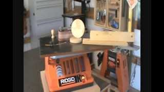 The Circle/radius Sanding Jig