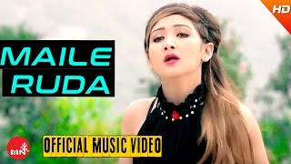 New Nepali Song 2016 || MAILE RUDA - Sanjeevani (Official Video) Ft.Afsana/Madhav | Kamana Digital