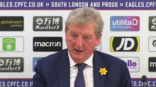 Hodgson heartache following late Palace defeat