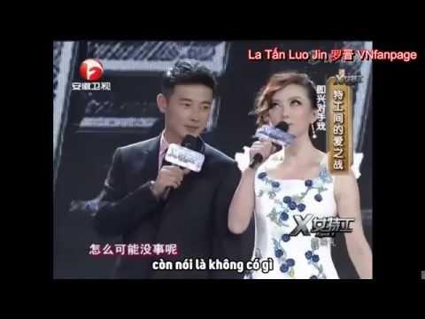 """【Vietsub】 Tuyên Truyền """"Nữ Đặc Công X, La Tấn, Đường Yên"""