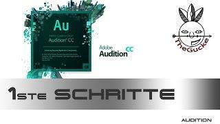 Audition Tutorial - 1ste Schritte
