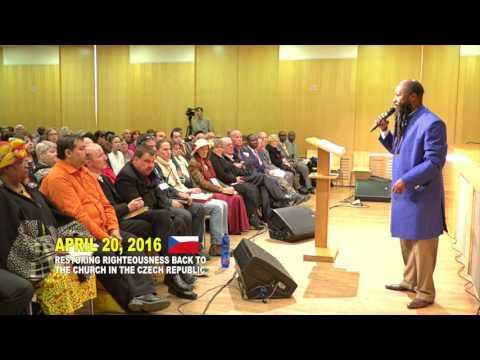 AWAKENING THE CHURCH IN EUROPE - PROPHET DR. OWUOR