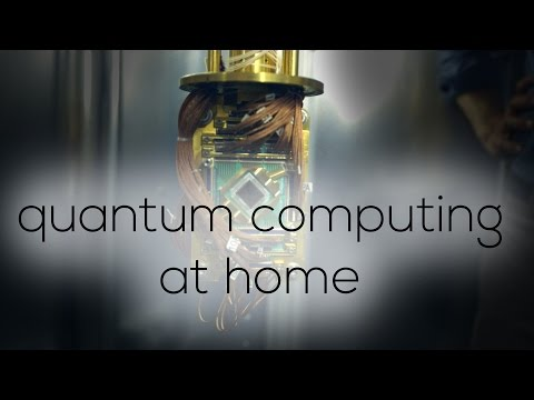 QUANTUM COMPUTING at Home for FREE!