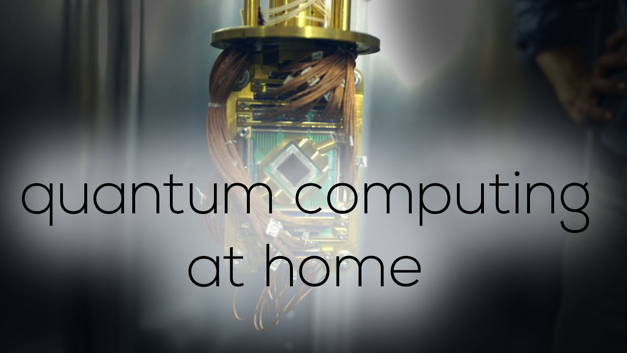 QUANTUM COMPUTING at Home for FREE! - YouTube