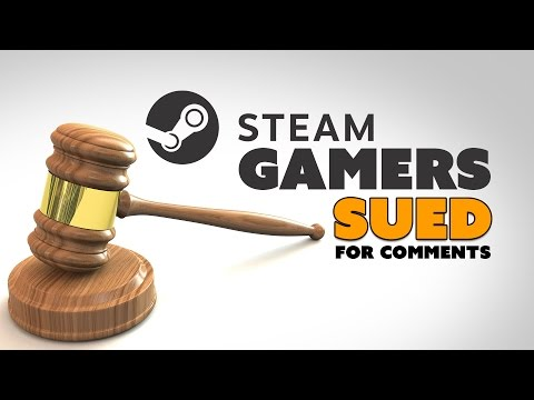 Steam Gamers SUED for Negative Comments! - The Know Game News