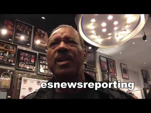 jack mosley says he knows sampson the og from goossen gym EsNews Boxing
