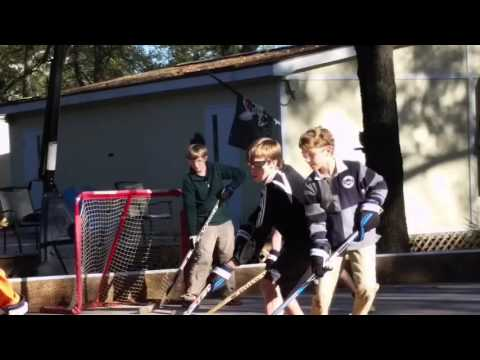 The Chandler school hockey 2016