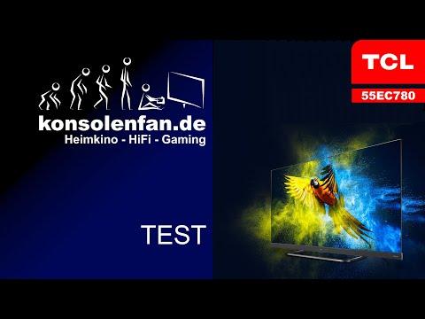 TCL 55EC780 - doch kein Underdog und für das Gaming tauglich