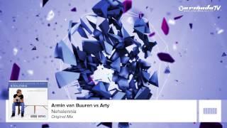 Скачать Armin Van Buuren Vs Arty Nehalennia Original Mix